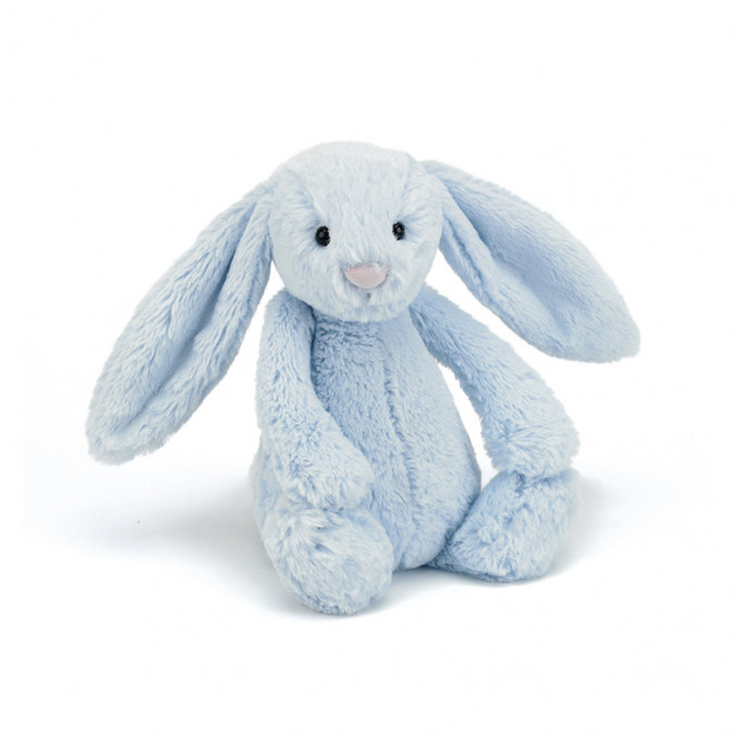 Bashful Bunny Blue Baby