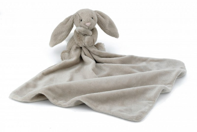Snuttefilt Bashful Beige Bunny