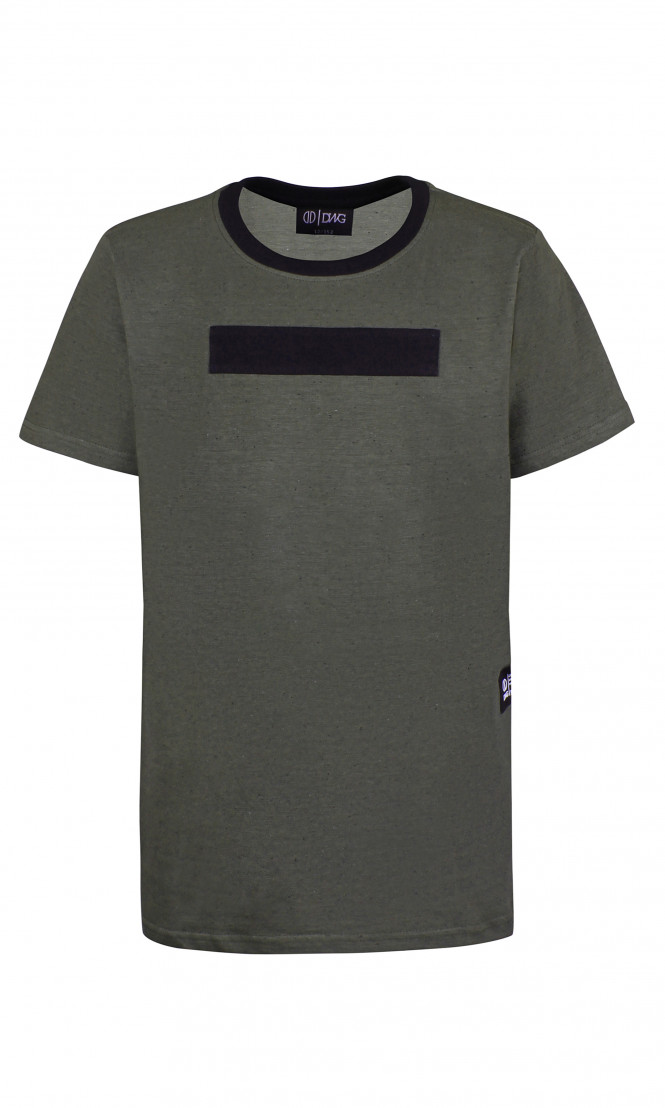 T-shirt Benson Grön