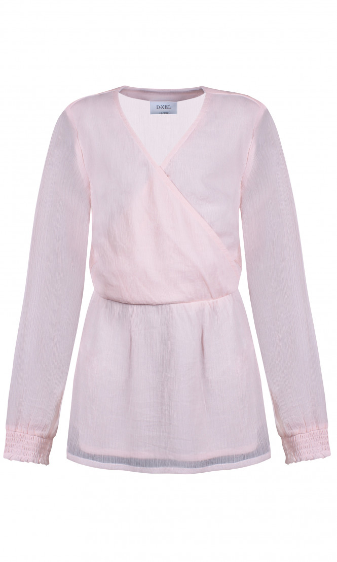 Blus Lupe Rosa