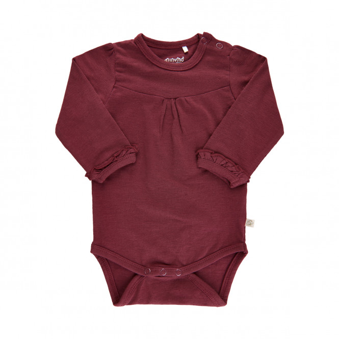 Body Oxblood Red