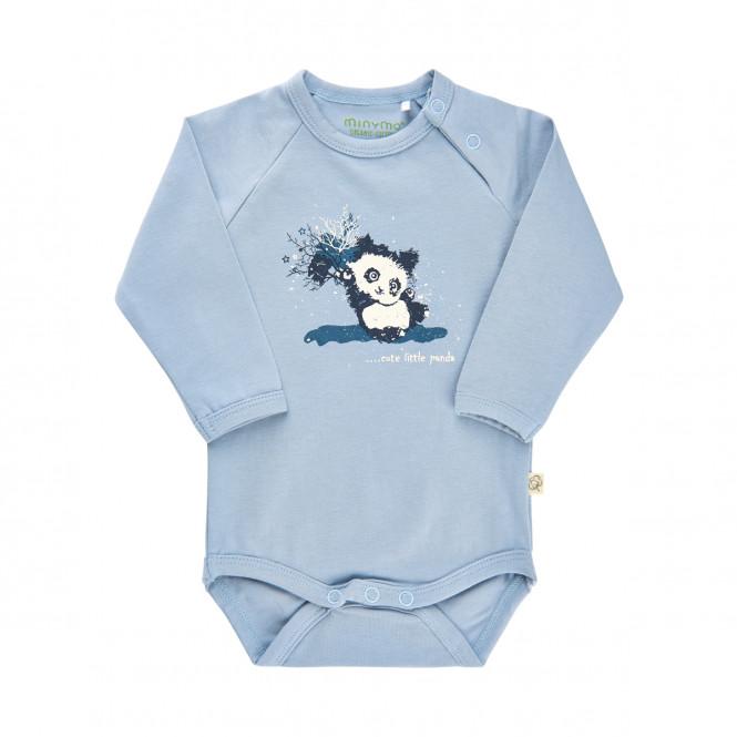 Body Panda Blue Fog