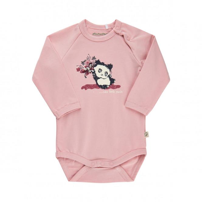 Body Panda Silver Pink