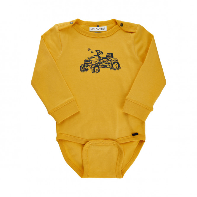 Body Yolk Yellow