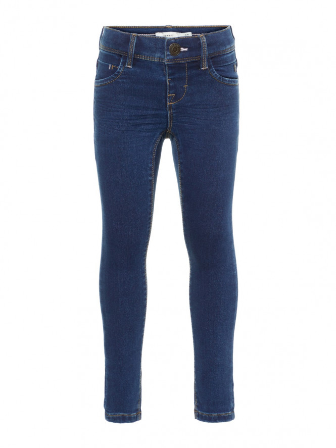 Jeans NMFPOLLY Medium Blue