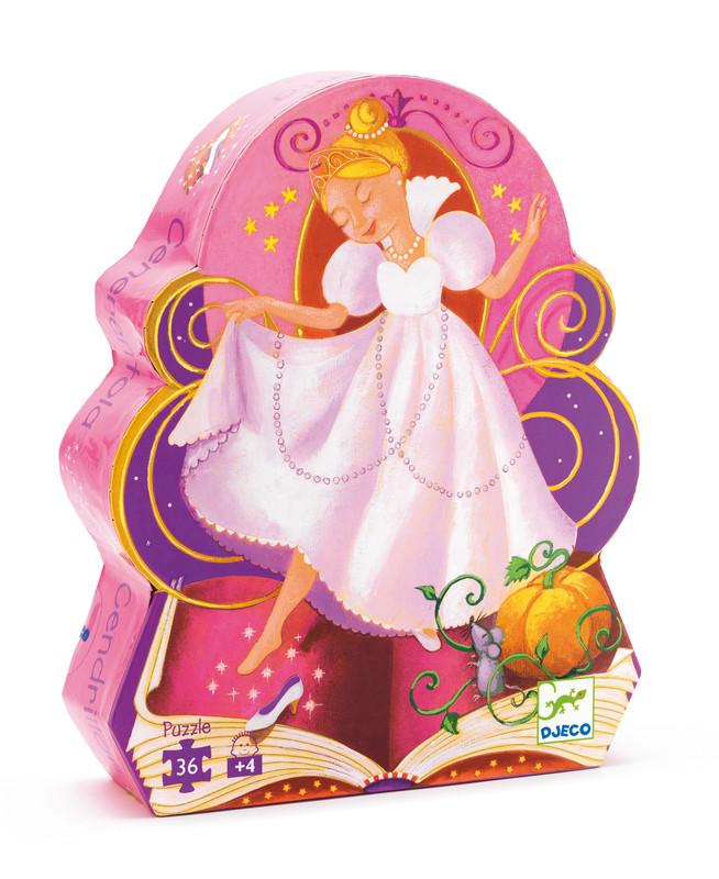 Pussel Cinderella