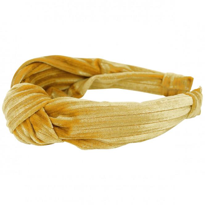 Hårband/Diadem Harvest Gold