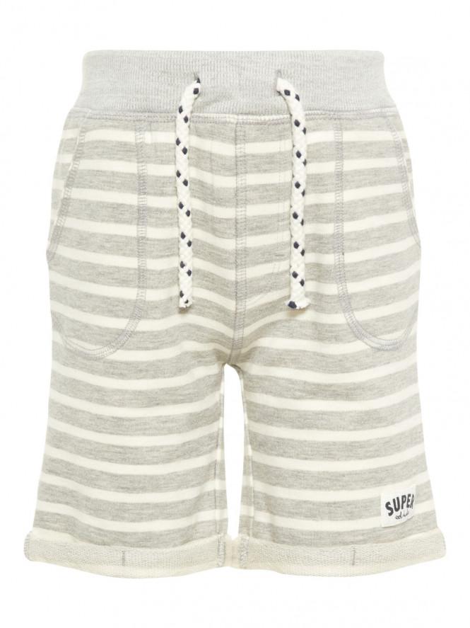 Shorts NMMFARIK Grey Melange