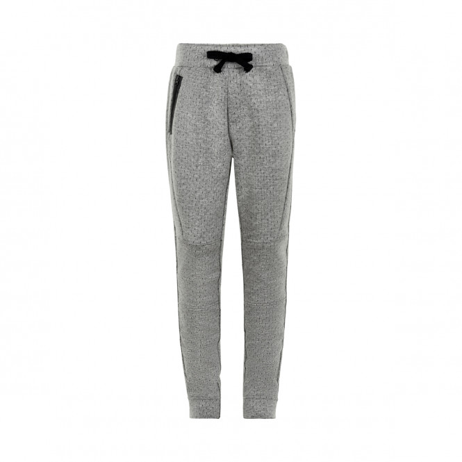 Byxa Sweat Grey Melange