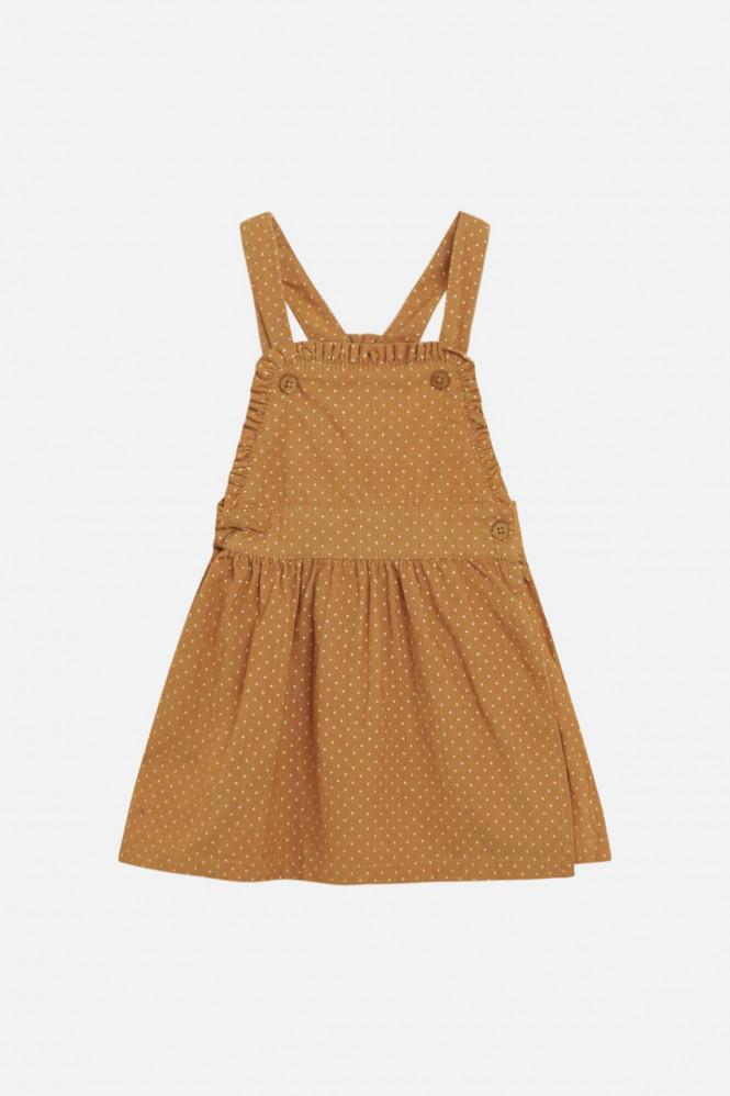 Manchesterklänning Cinnamon