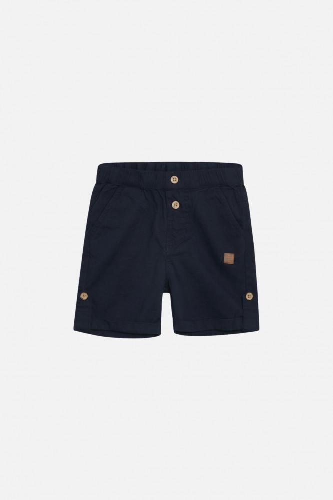 Shorts Knappar Navy