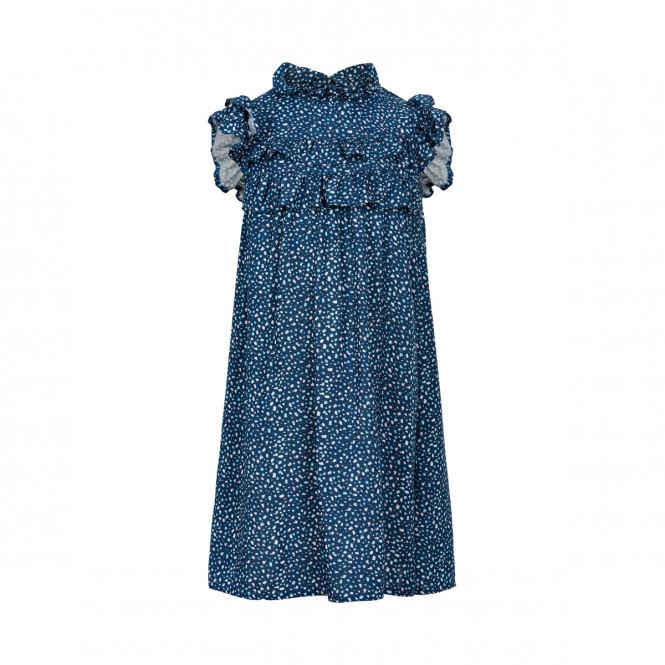 Klänning NS Midnight Blue