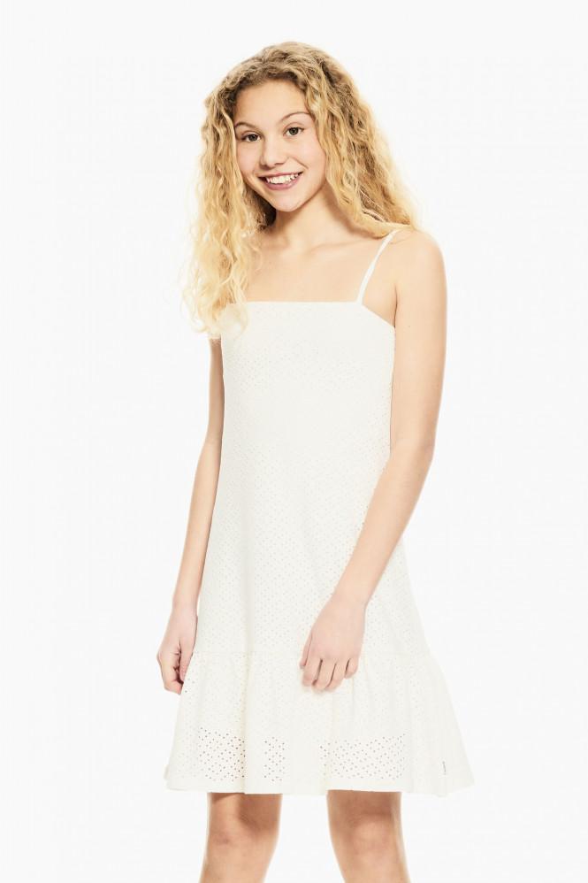Klänning Off White