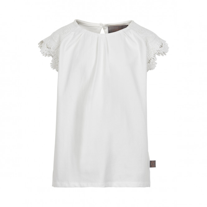 T-shirt Lace Cloud