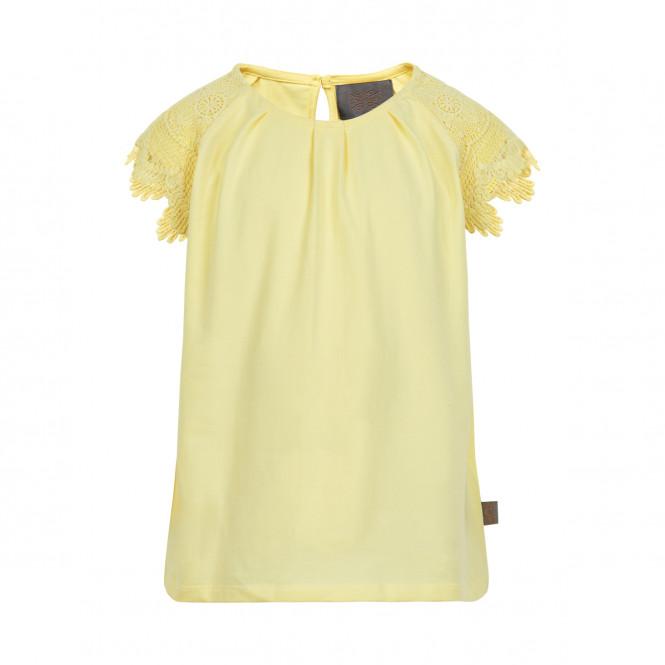 T-shirt Lace French Vanilla