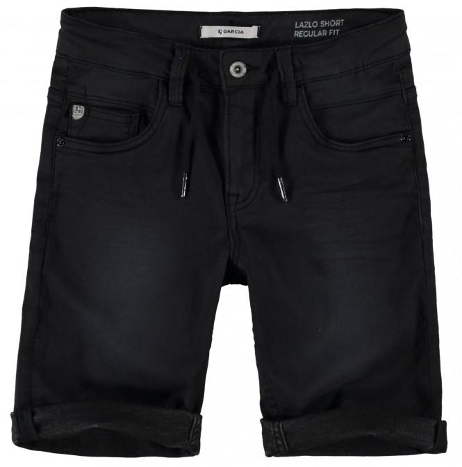 Lazlo Shorts Off Black