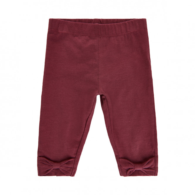 Leggings Rosett Oxblood Red