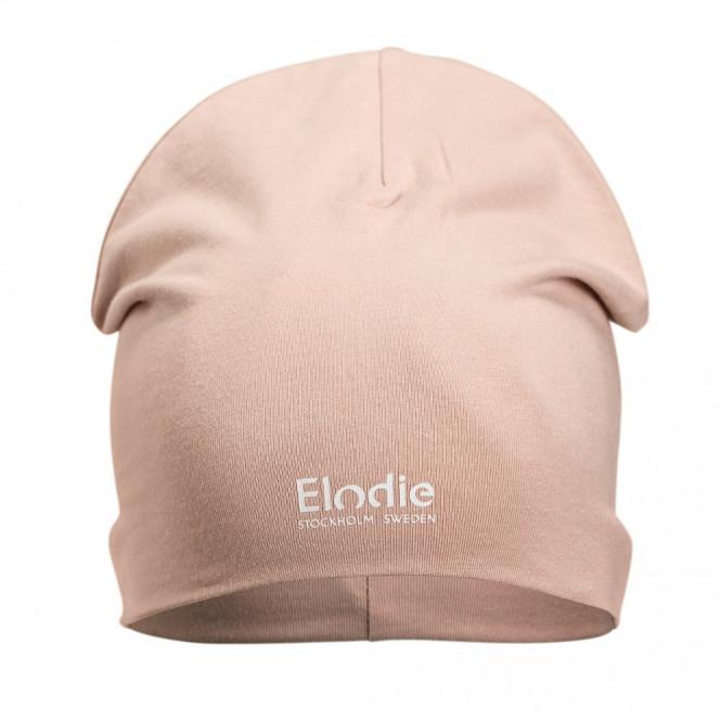 Logo Beanie Powder Pink