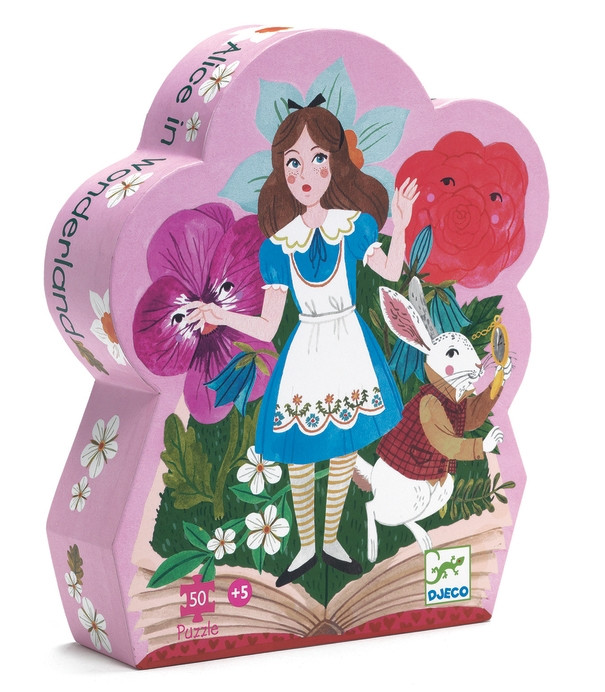 Pussel Alice i Underlandet