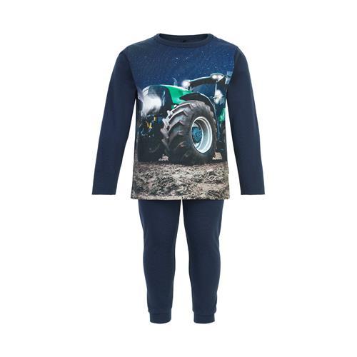 Pyjamas 2 Delad Traktor