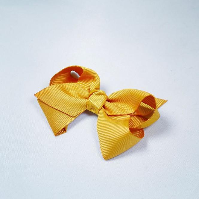 Rosett Clip Golden Orange