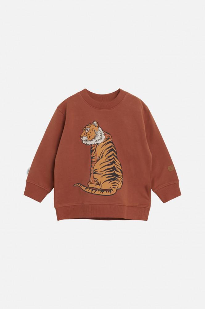 Sweatshirt Tiger Leather