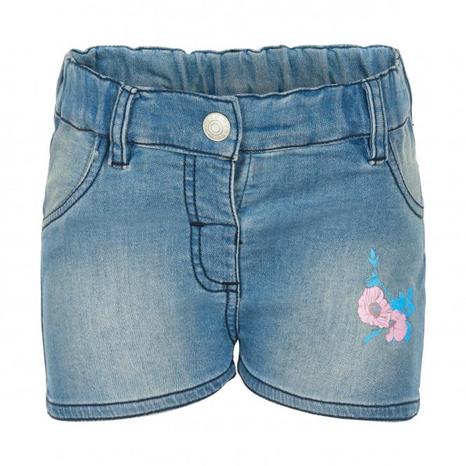 Denim Shorts Blomma