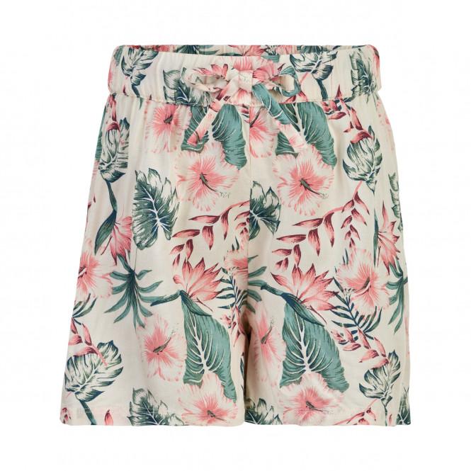 Shorts Blommor och Blad