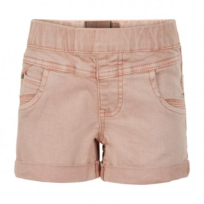Shorts Colored Denim Rose Smoke