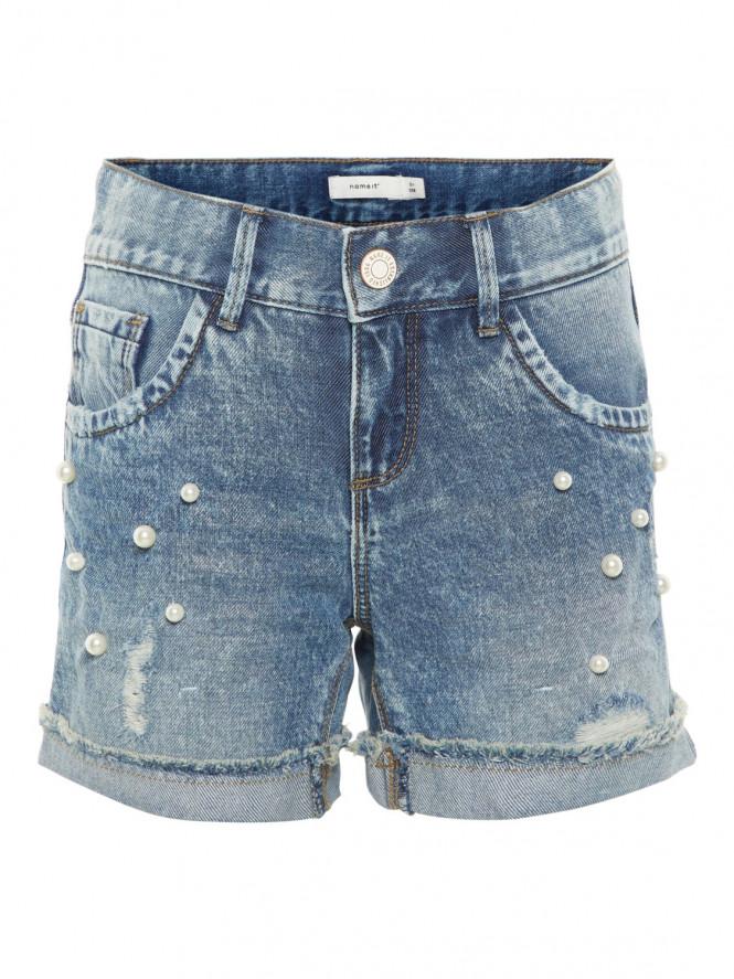 Shorts Med Pärlor