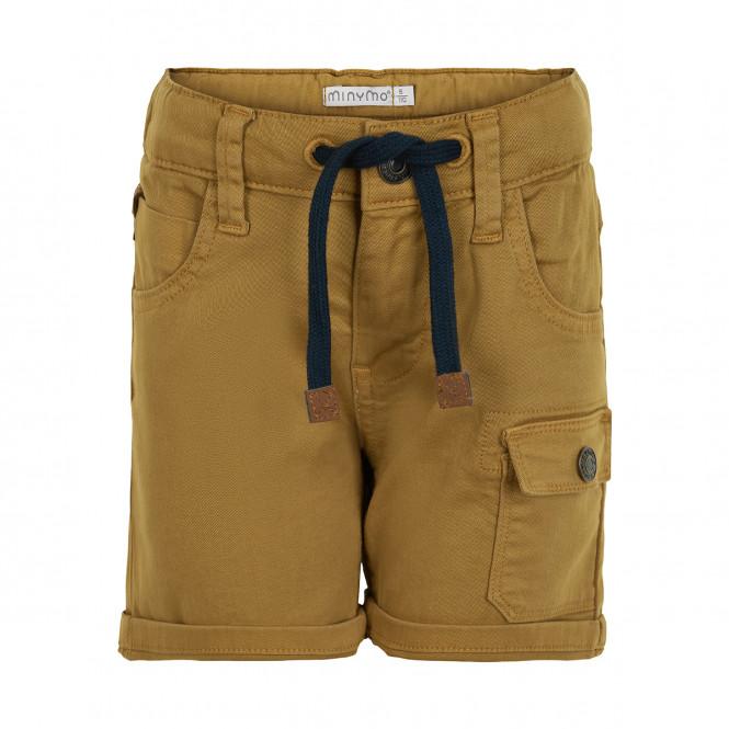 Shorts Twill Antelope