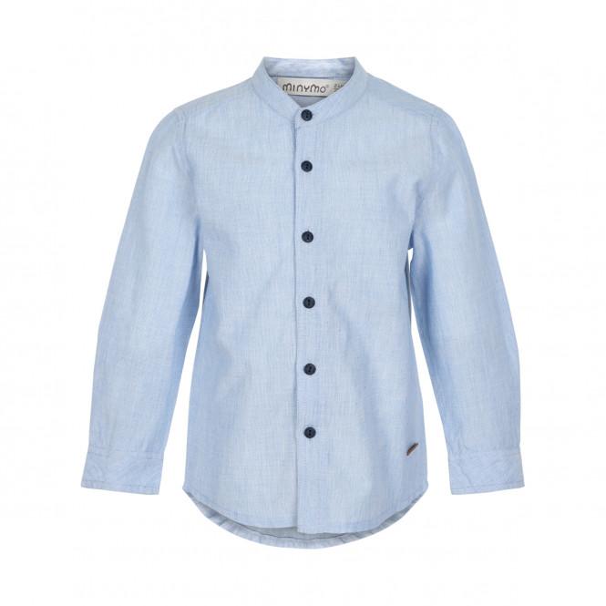 Skjorta Light Blue Cut