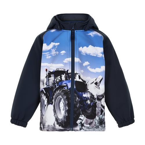Softshelljacka Traktor