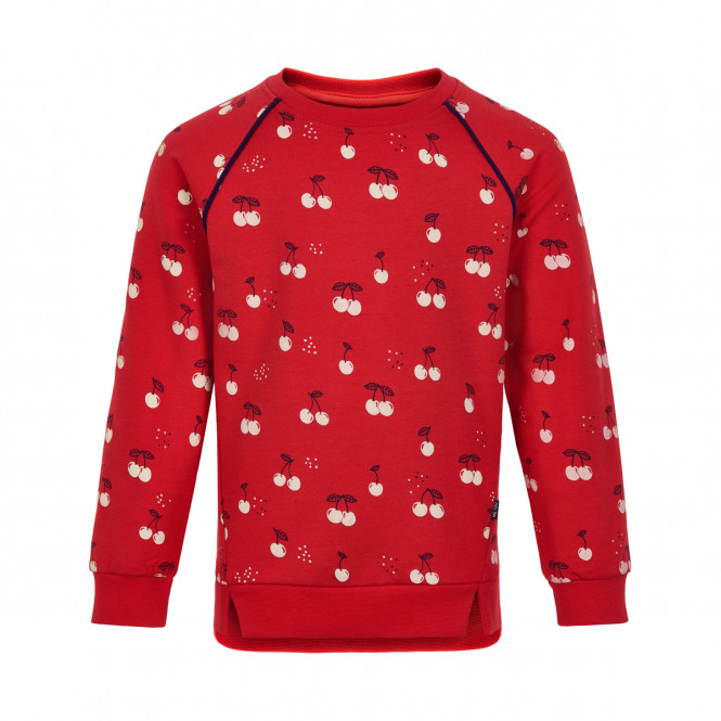 Sweatshirt Cherry Red
