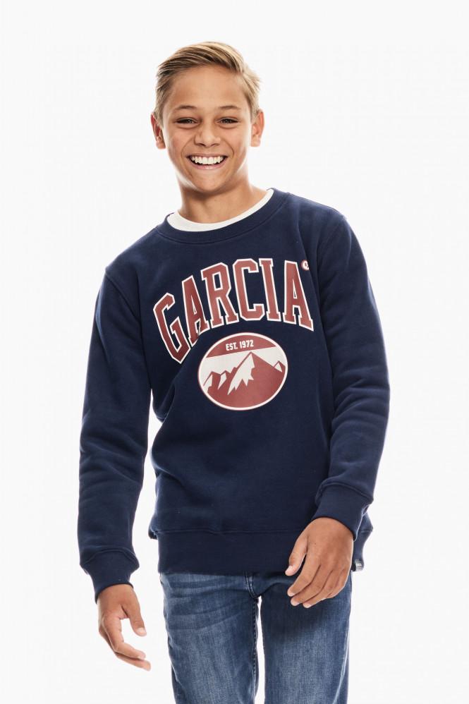 Sweatshirt Garcia Dark Moon