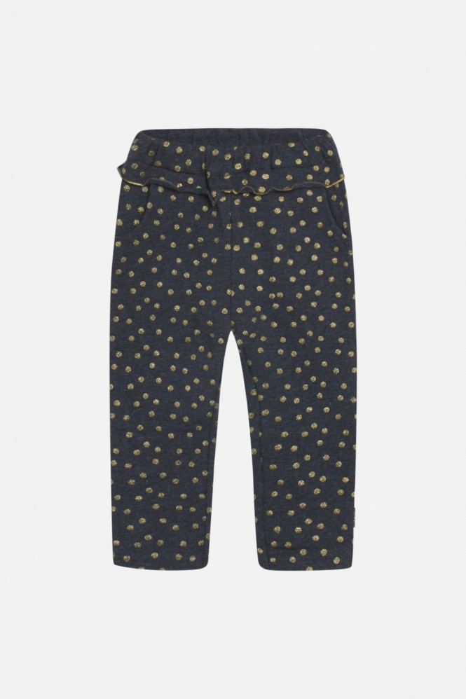 Tanna Joggingbyxa Dark Grey Melange