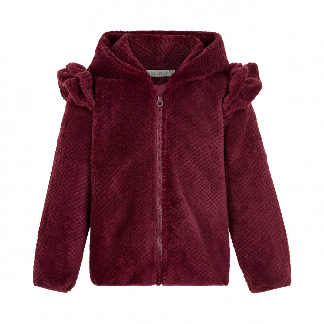 Teddy Jacka Oxblood Red