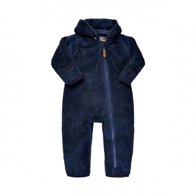 Teddy Suit Indigo Blue