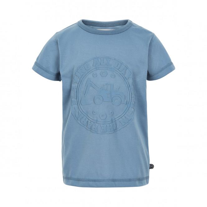 Tshirt Traktor Blue Shadow