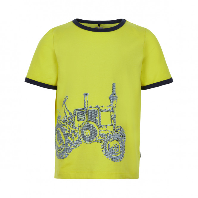 T-shirt Traktor Lemon Yellow