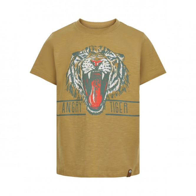 T-shirt Angry Tiger
