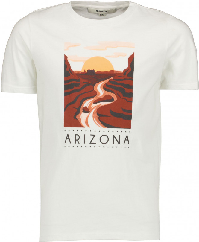 T-shirt Arizona Off White