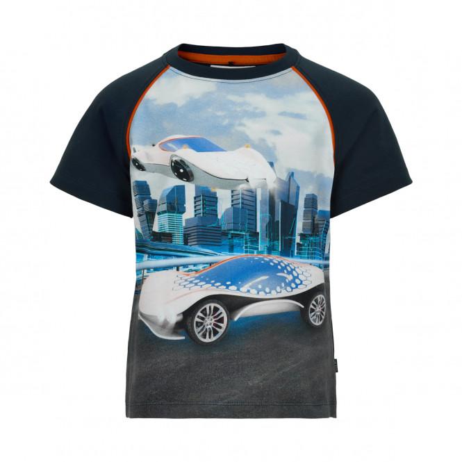 T-shirt Bil Total Eclipse