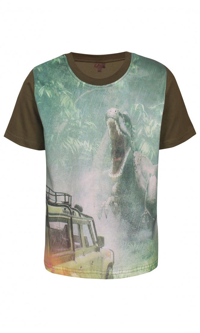 T-shirt Nickolai Dinosaur