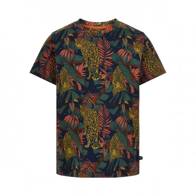 T-shirt Leo Djungel