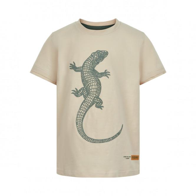 T-shirt Ödla Grön