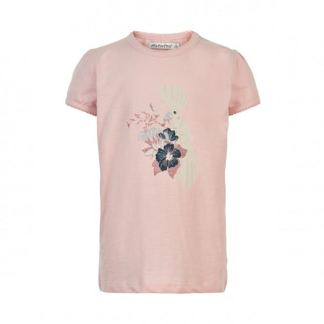 T-shirt Kakadua Rose Smoke