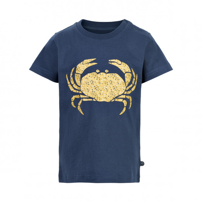 T-shirt Krabba Insignia Blue