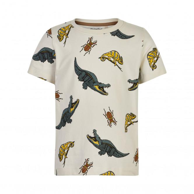 T-shirt Krokodil Cream