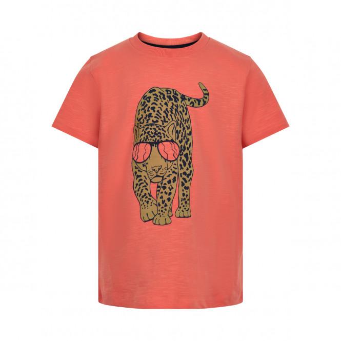 T-shirt Leo Coral